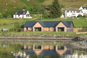 Ullapool Self catering lodge accommodation